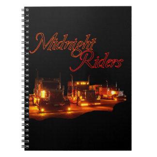 Cuaderno de medianoche de los jinetes