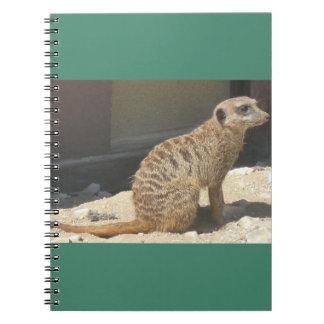 Cuaderno de Meerkat