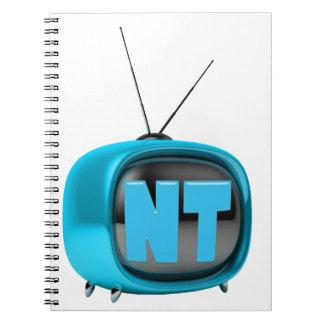 Cuaderno de NanotubeTV