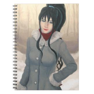 """Cuaderno de """"Naomy"""""""