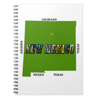 Cuaderno de New México, los E.E.U.U.