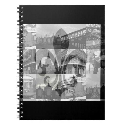 Cuaderno de New Orleans