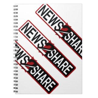 Cuaderno de News2Share