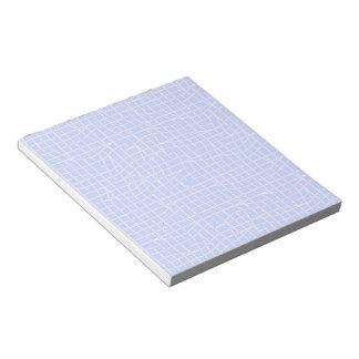 Cuaderno de notas de Chassy Blocs