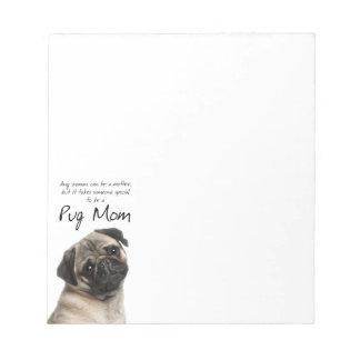 Cuaderno de notas de la mamá del barro amasado blocs