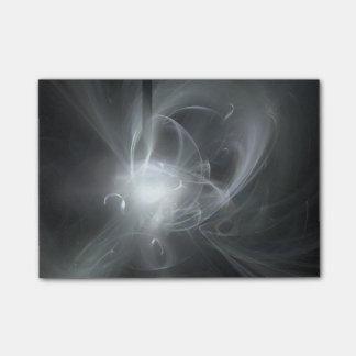 Cuaderno de notas del post-it de Blackhole Sun Notas Post-it