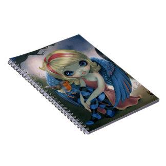 """Cuaderno de """"Owlyn y de Robyn"""""""
