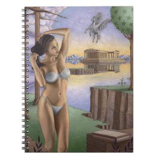 Cuaderno de Pegaso (80 páginas B&W)