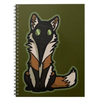 Cuaderno de PlagueFox