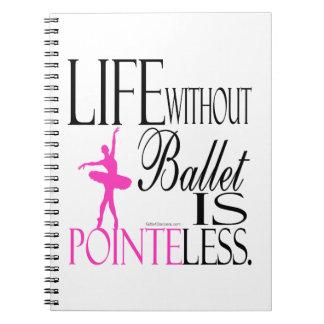 Cuaderno de Pointeless