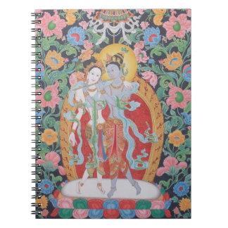 Cuaderno de Radha-Krishna