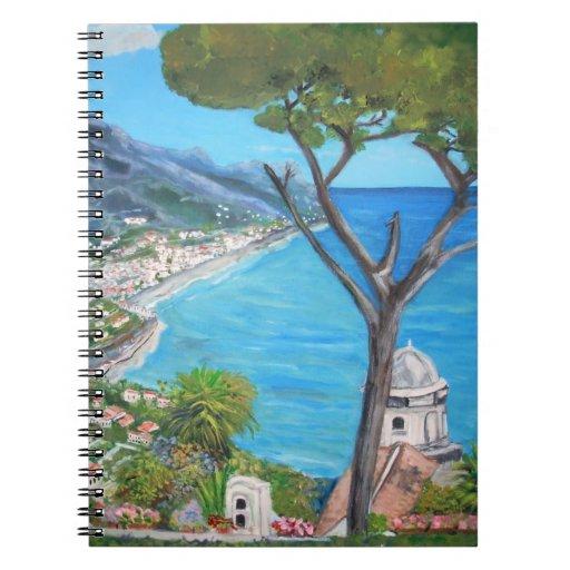 Cuaderno de Ravello, Italia