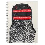 Cuaderno de rey Otter