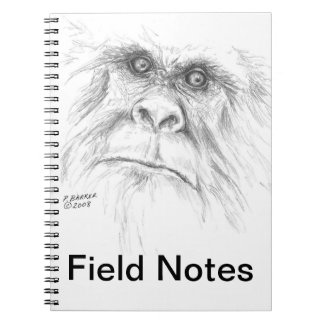 Cuaderno de Sasquatch