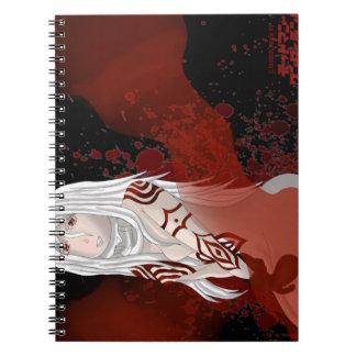 Cuaderno de Shiro del país de las maravillas de De