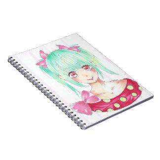 Cuaderno de Suika