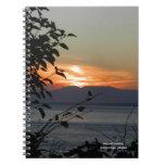 Cuaderno de Susitna Alaska del soporte
