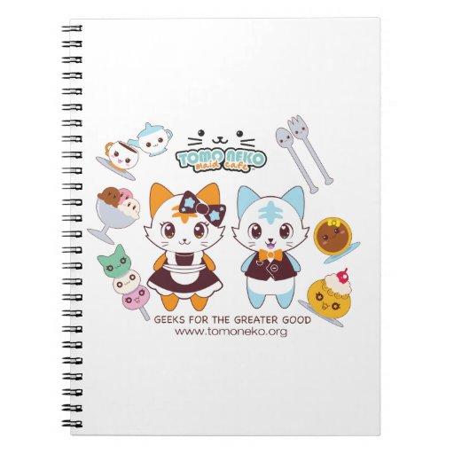 Cuaderno de Tomo Neko