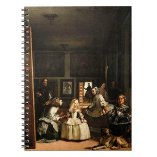 Cuaderno de Velázquez Las Meninas