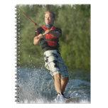 Cuaderno de Wakeboarding del lago