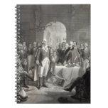 """Cuaderno de """"Washington y de los generales"""""""