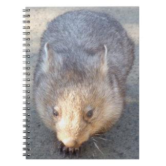 Cuaderno de Wombat