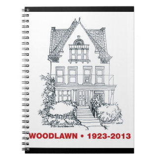 Cuaderno de Woodlawn