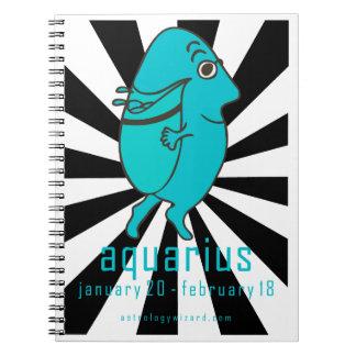 Cuaderno del acuario