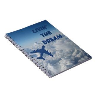 Cuaderno del aeroplano
