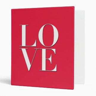 """Cuaderno del amor carpeta 1"""""""