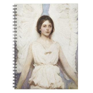 Cuaderno del ángel de Abbott Handerson Thayer