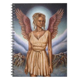 Cuaderno del ángel de guarda (80 páginas B&W)