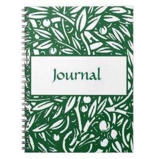 Cuaderno del árbol frutal de Nouveau