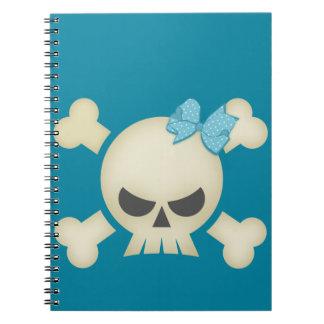 Cuaderno del arco del cráneo N del trullo