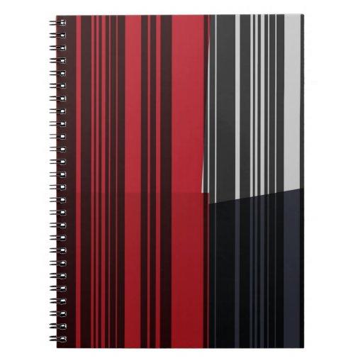 Cuaderno del arte abstracto #5