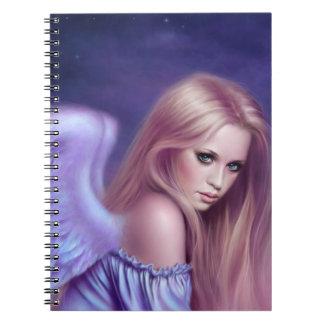 Cuaderno del arte del ángel de guarda de Seraphina