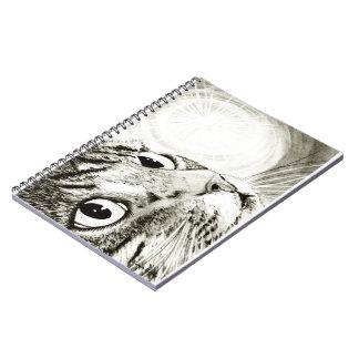 Cuaderno del arte del dibujo de la luz de hadas de