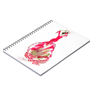 Cuaderno del bailarín del flamenco