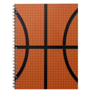 Cuaderno del baloncesto