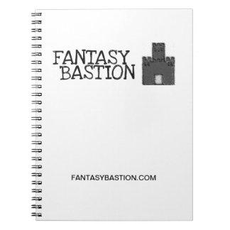 Cuaderno del bastión de la fantasía