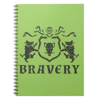 Cuaderno del blasón del verraco del valor
