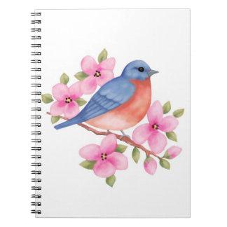 Cuaderno del Bluebird