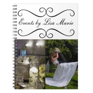 Cuaderno del boda