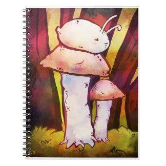 Cuaderno del bollo del bollo