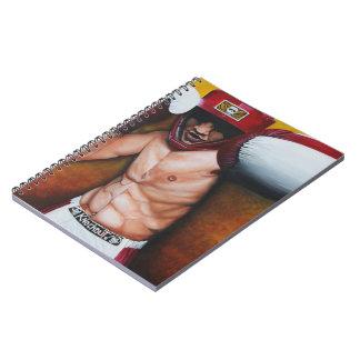 Cuaderno del boxeo