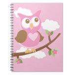Cuaderno del búho