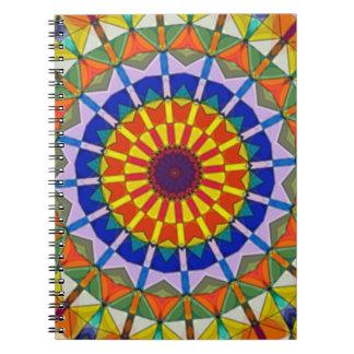 Cuaderno del caleidoscopio de Ferriswheel