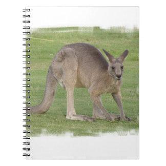 Cuaderno del canguro