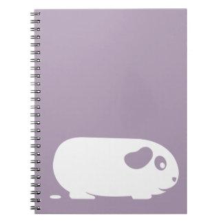 Cuaderno del conejillo de Indias de Pooping