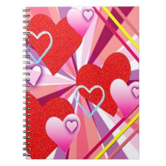 Cuaderno del Corazón-uno-Liscious